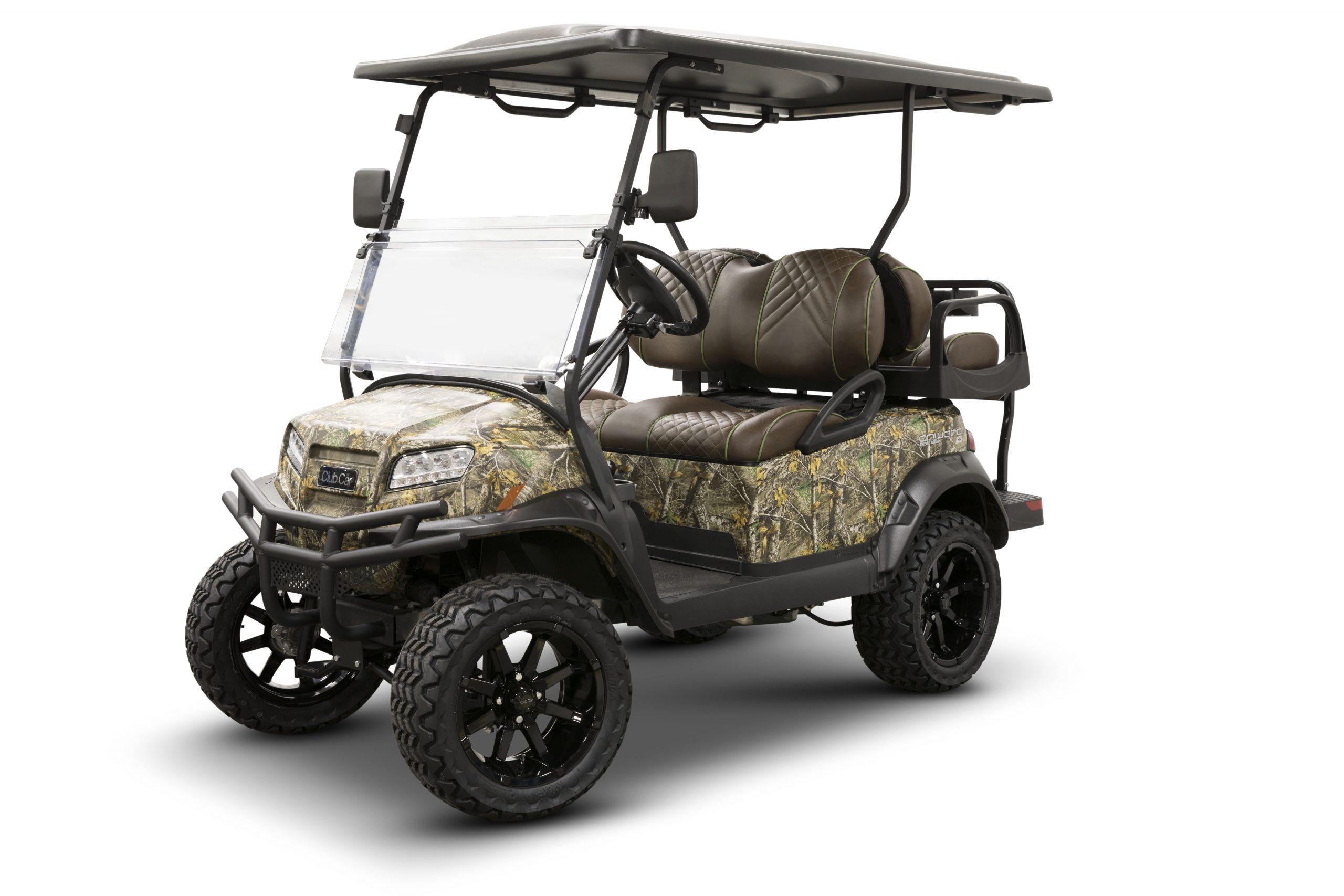 Featured Image for 2021 Club Car Onward Lifted 4 Passenger Gas – Sportsman SE
