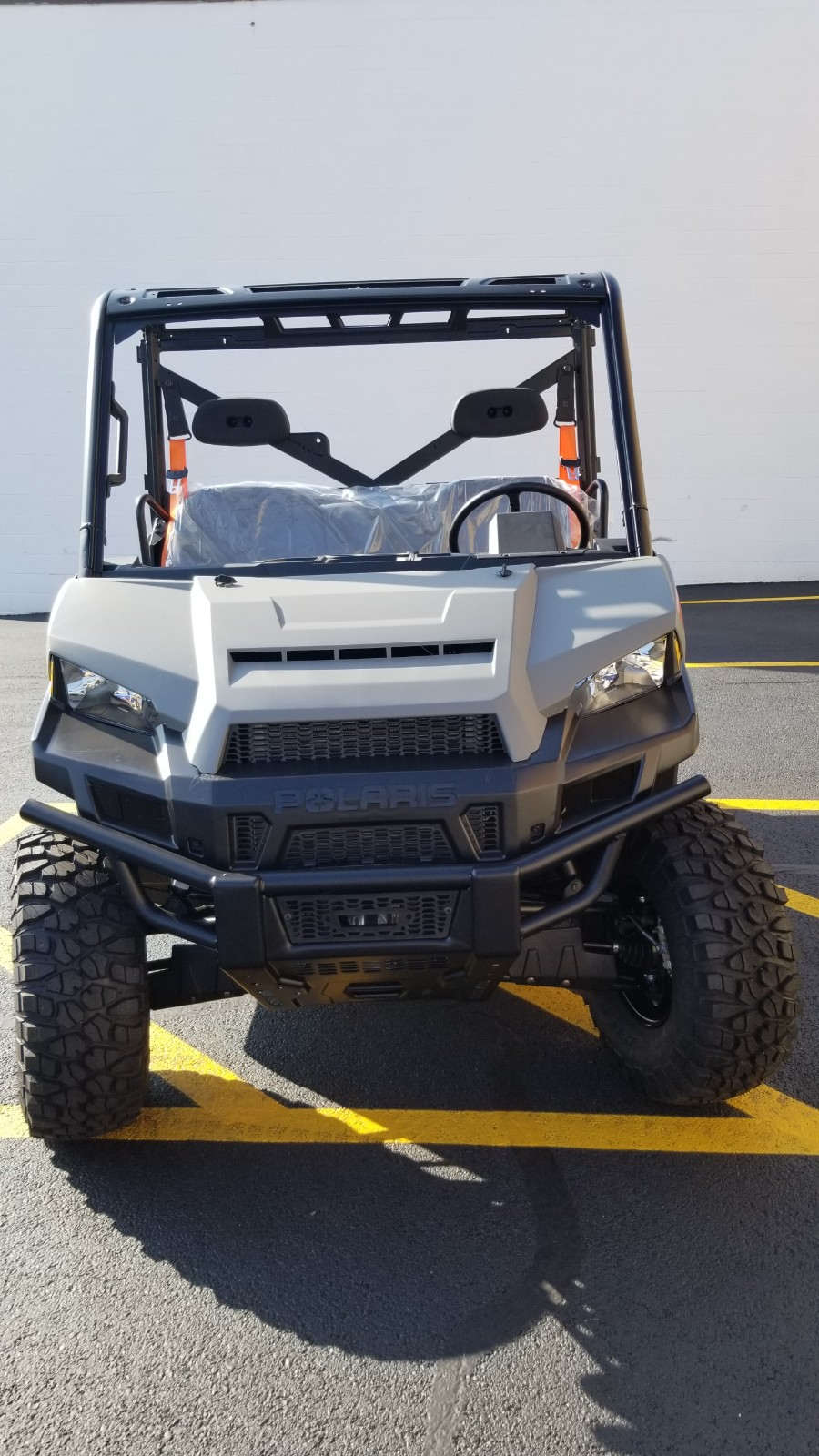 Featured Image for 2021 Polaris Pro XD 2WD 2 Passenger Diesel