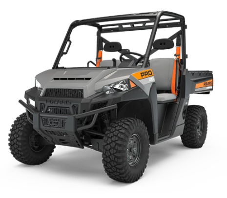 Featured Image for 2021 Polaris Pro XD