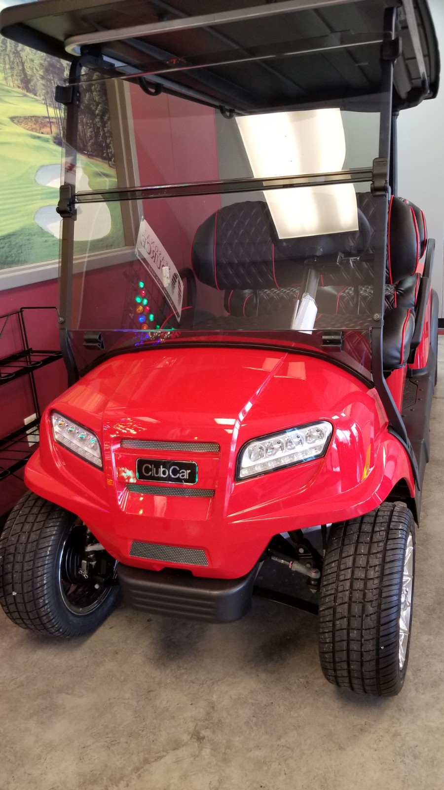 2021 Club Car Onward 4 Passenger Electric HP – Blazing Comeback Limited Edition Post Thumbnail